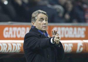 Il commissario tecnico della Nazionale Italiana, Roberto Mancini - MilanPress, robe dell'altro diavolo