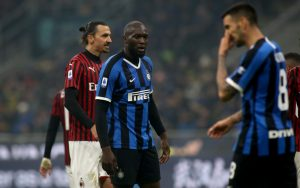 Milan-Inter: Lukaku ed Ibrahimovic - Milanpress, robe dell'altro diavolo