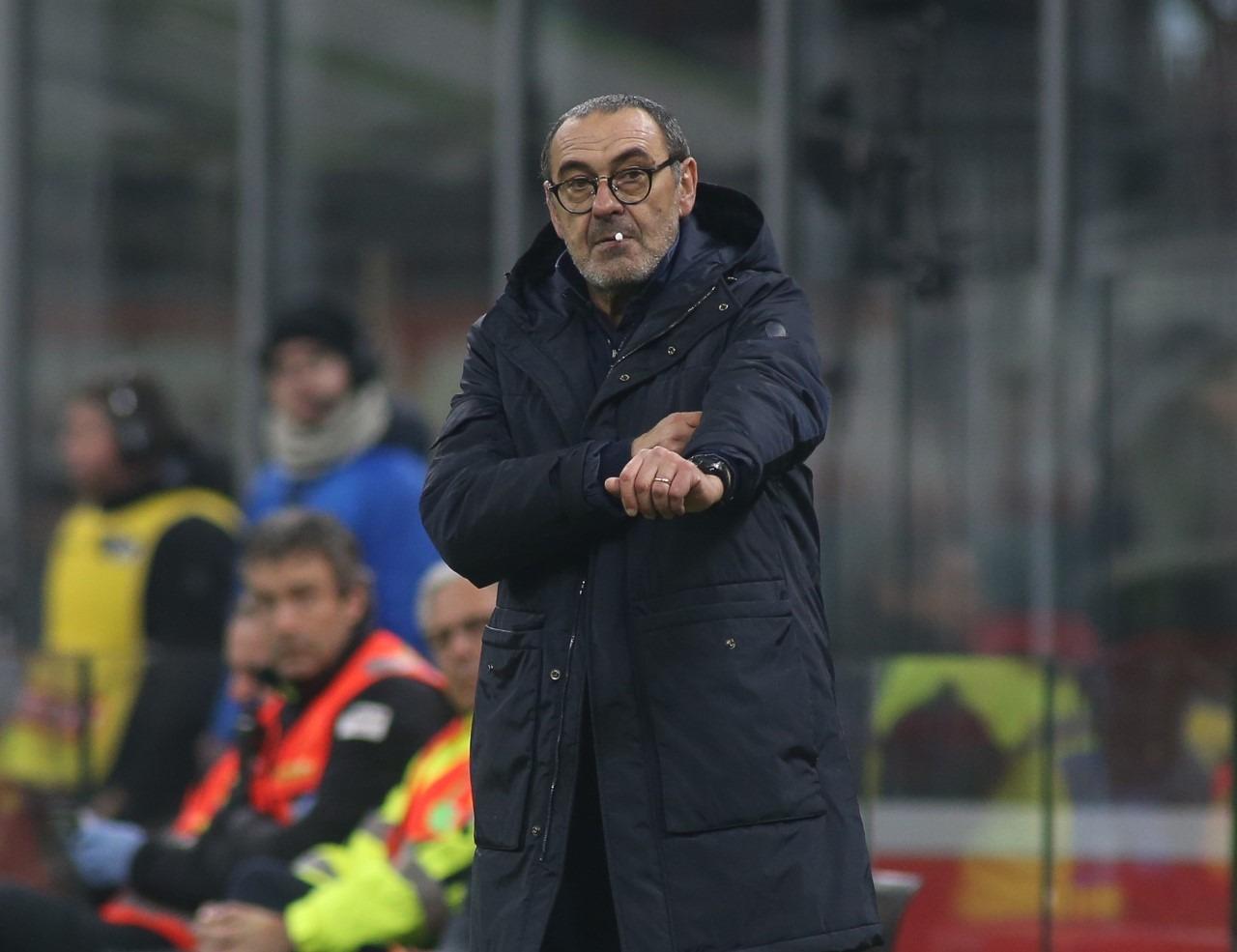 Lazio: Maurizio Sarri - MilanPress, robe dell'altro diavolo