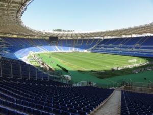 Stadio Olimpico di Roma - Milanpress, robe dell'altro diavolo