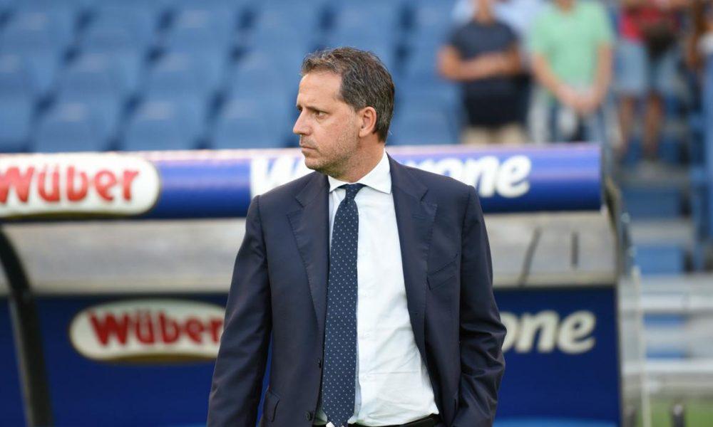 Fabio Paratici, Ds della Juventus