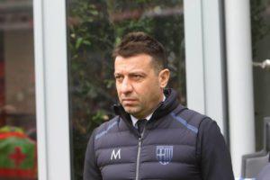 Parma: Roberto D'Aversa - Milanpress, robe dell'altro diavolo