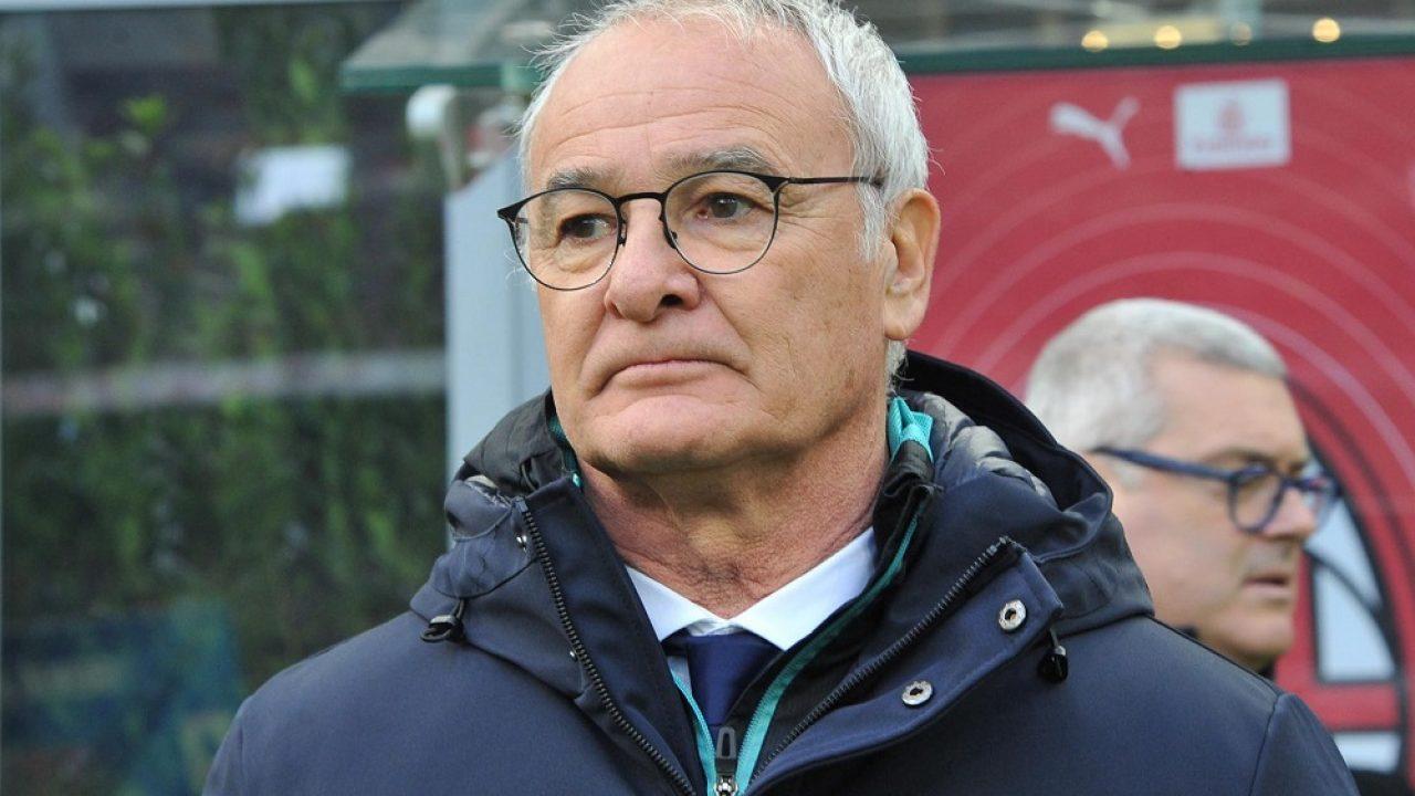 Sampdoria: Claudio Ranieri - Milanpress, robe dell'altro diavolo