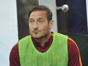 Francesco Totti - Milanpress, robe dell'altro diavolo