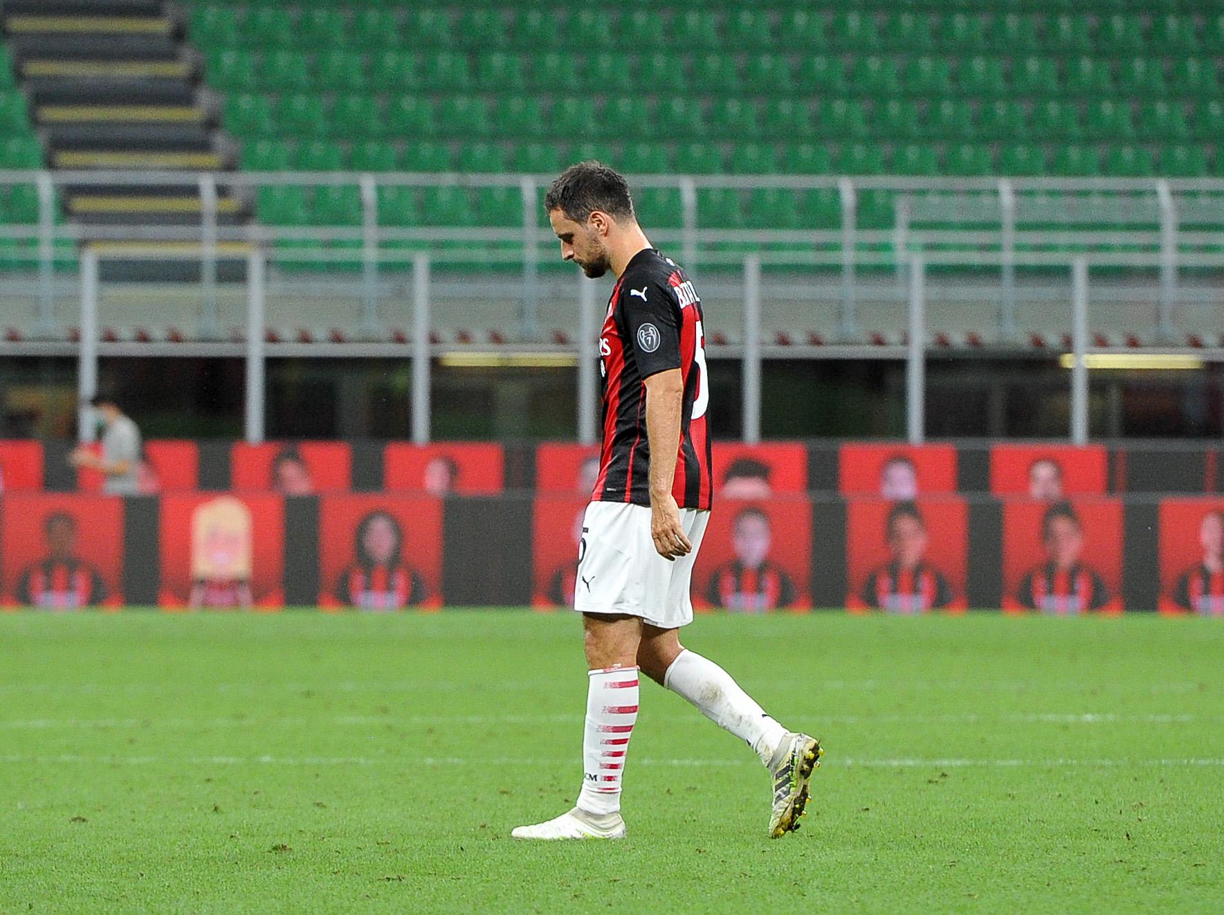 Verso Milan-Fiorentina: infortunio lieve per Bonaventura e ...