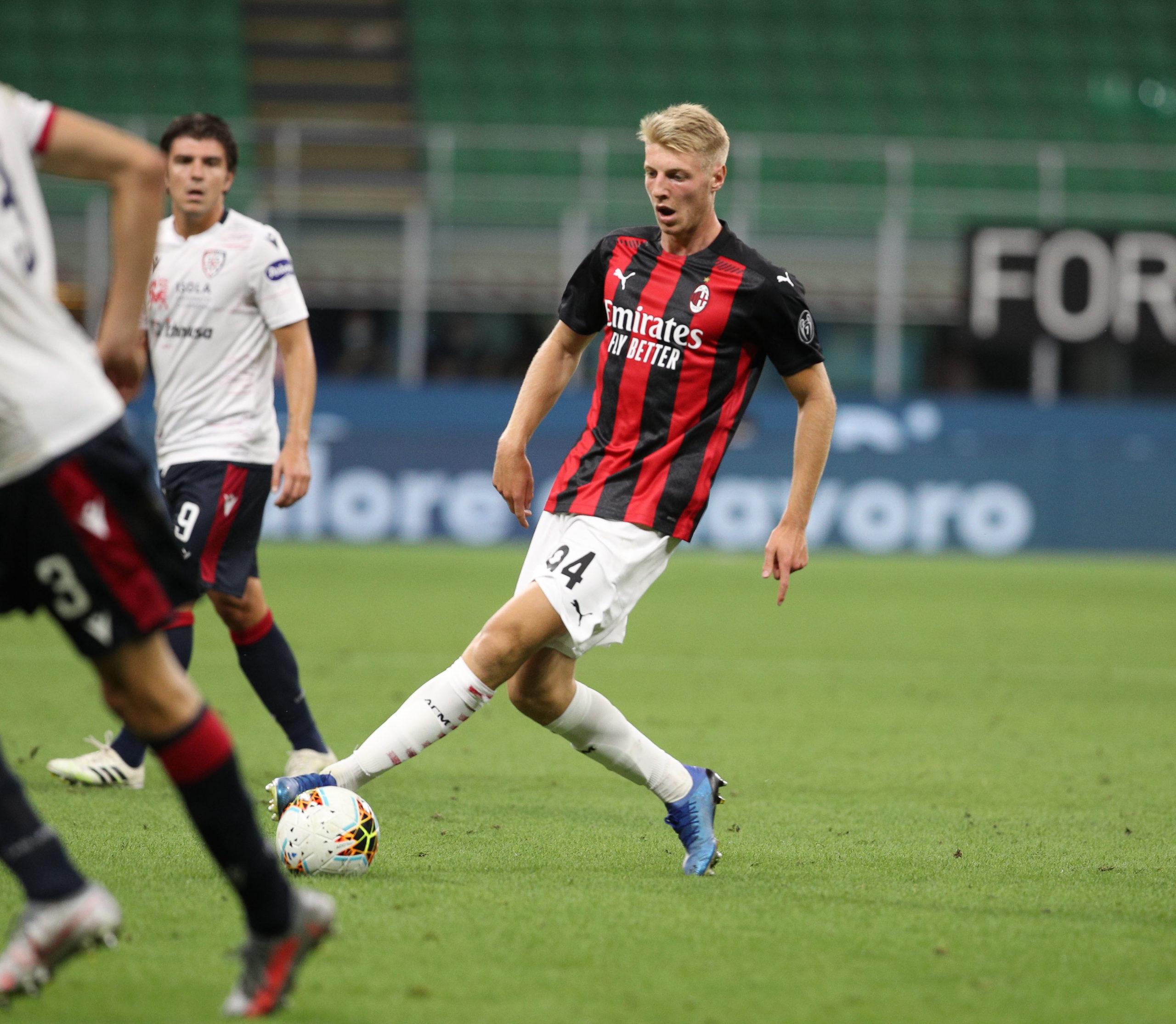 Milan: Marco Brescianini - Milanpress, robe dell'altro diavolo