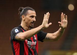 Milan: Zlatan Ibrahimovic - Milanpress, robe dell'altro diavolo