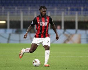 Milan: Franck Kessie - Milanpress, robe dell'altro diavolo