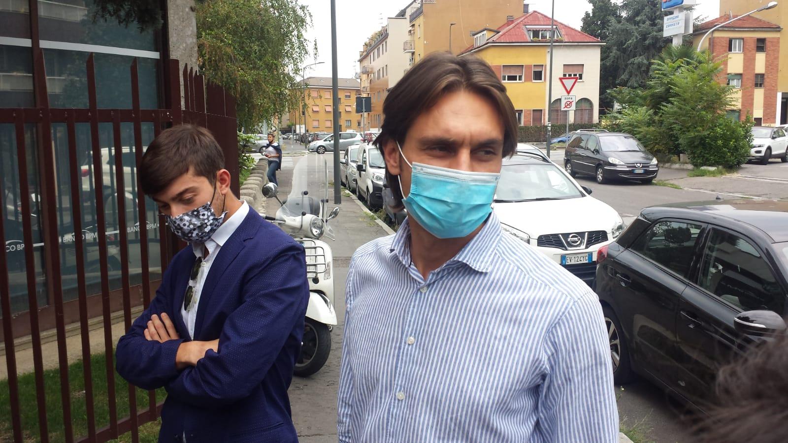 Milan: Ciprian Tatarusanu - Milanpress, robe dell'altro diavolo
