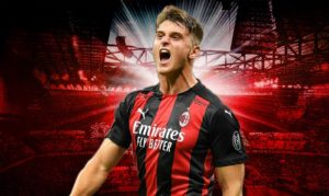 Milan: Lorenzo Colombo - Milanpress, robe dell'altro diavolo
