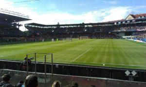 Sparta Praga: Stadion Letna/Generali Arena - Milanpress, robe dell'altro diavolo