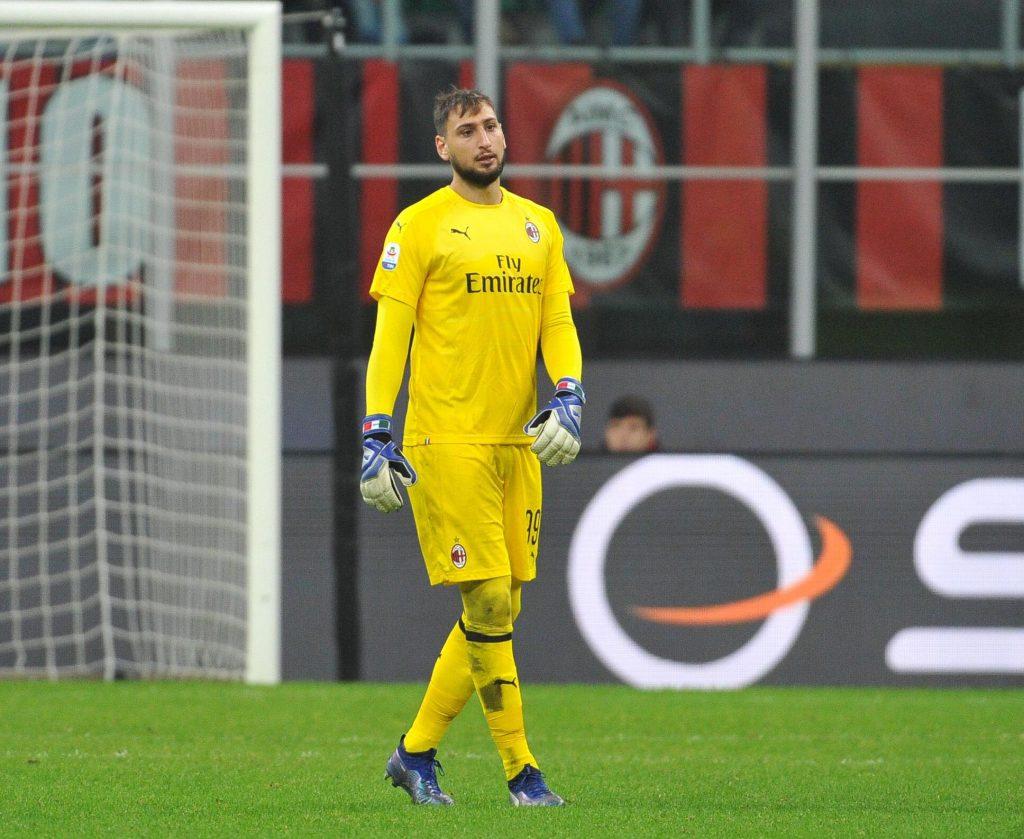 Milan: Gigio Donnarumma - MilanPress, robe dell'altro diavolo