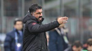 Napoli: Gennaro Gattuso - Milanpress, robe dell'altro diavolo