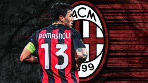 Milan: Alessio Romagnoli - MilanPress, robe dell'altro diavolo