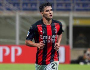 Milan: Brahim Diaz - Milanpress, robe dell'altro diavolo