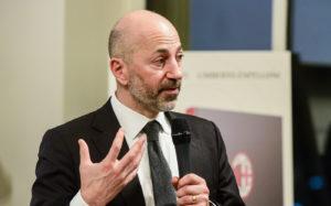 Milan: Ivan Gazidis - Milanpress, robe dell'altro diavolo