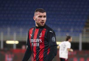 Milan: Ante Rebic - MilanPress, robe dell'altro diavolo