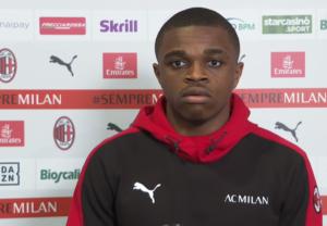 Milan: Pierre Kalulu
