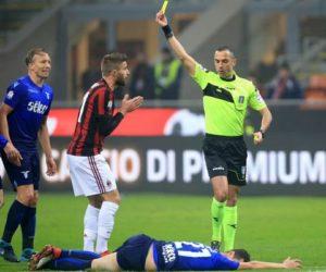Arbitro: Marco Guida