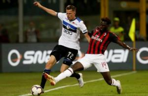 Atalanta: Josip Ilicic - MilanPress, robe dell'altro diavolo