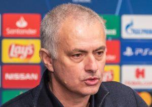 Roma: Jose Mourinho