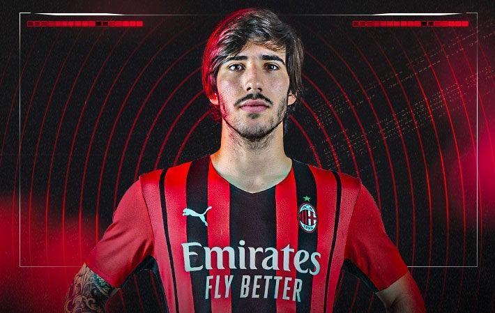 Milan: Sandro Tonali