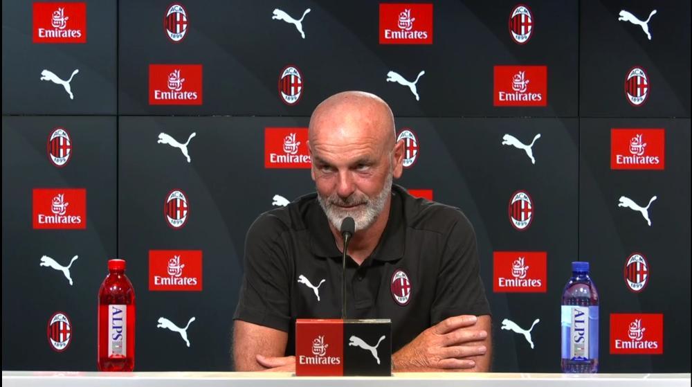 Milan: Stefano Pioli - Milanpress, robe dell'altro diavolo
