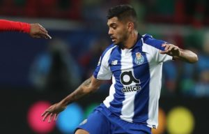 Porto: Jesus Corona