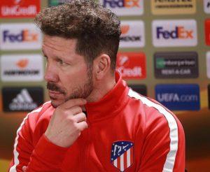 Atletico Madrid: Diego Simeone