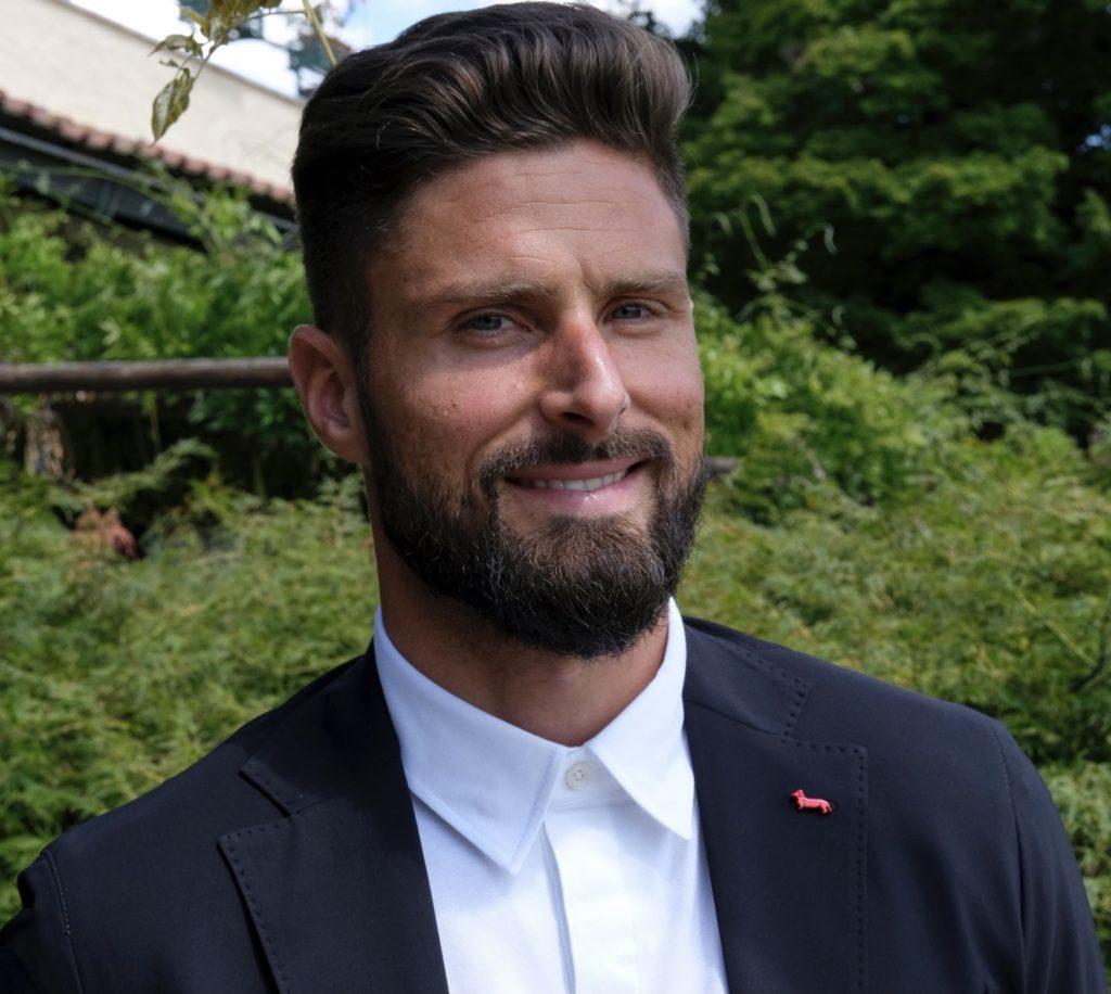 Olivier Giroud Milan