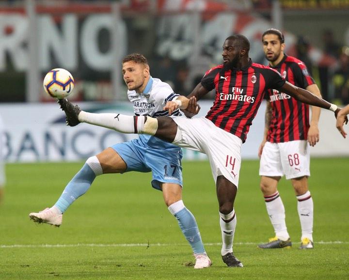 Milan-Lazio - MilanPress, robe dell'altro diavolo