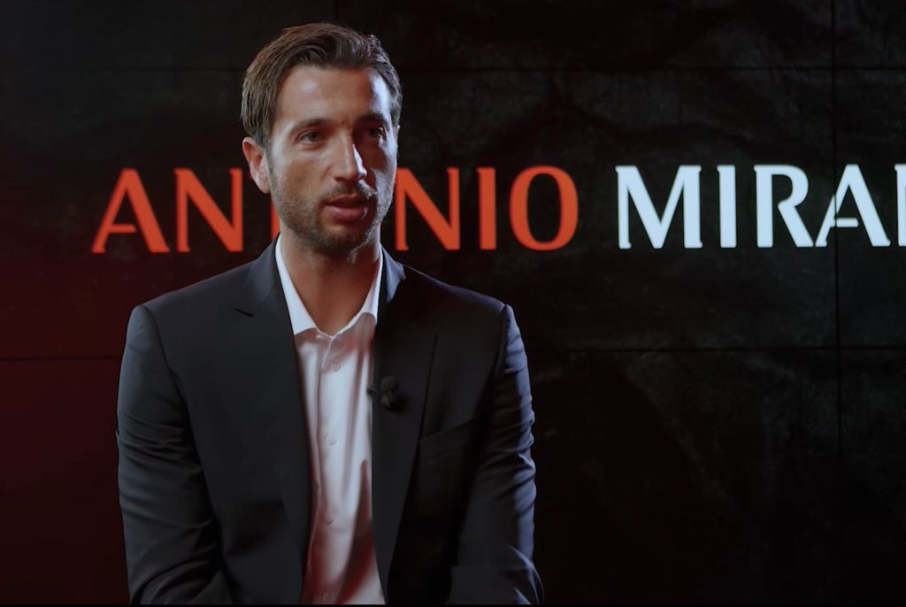 Milan: Antonio Mirante