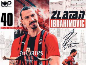 Milan: Zlatan Ibrahimovic